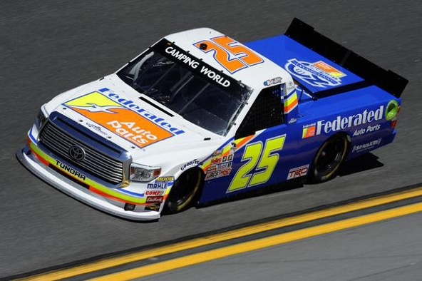 25-truck-on-track